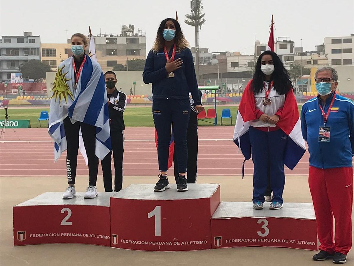 Atletismo uruguayo, un deporte que reclama su desarrollo. Nuestros atletas siguen triunfando a nivel sudamericano.