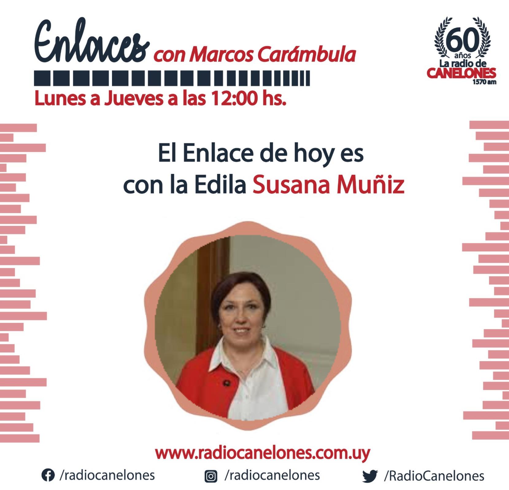 «Enlaces» con Susana Muñiz