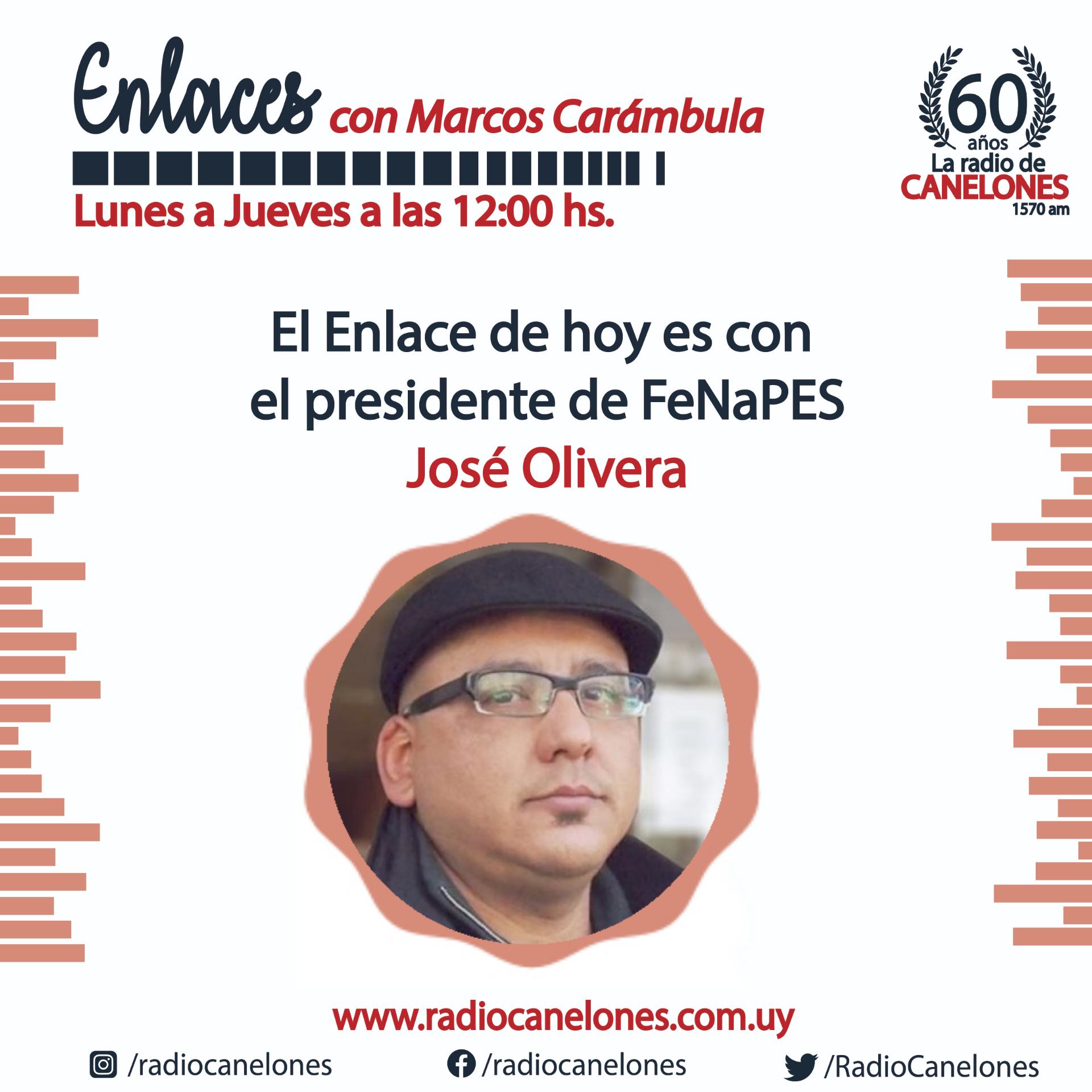 «Enlaces» con José Olivera