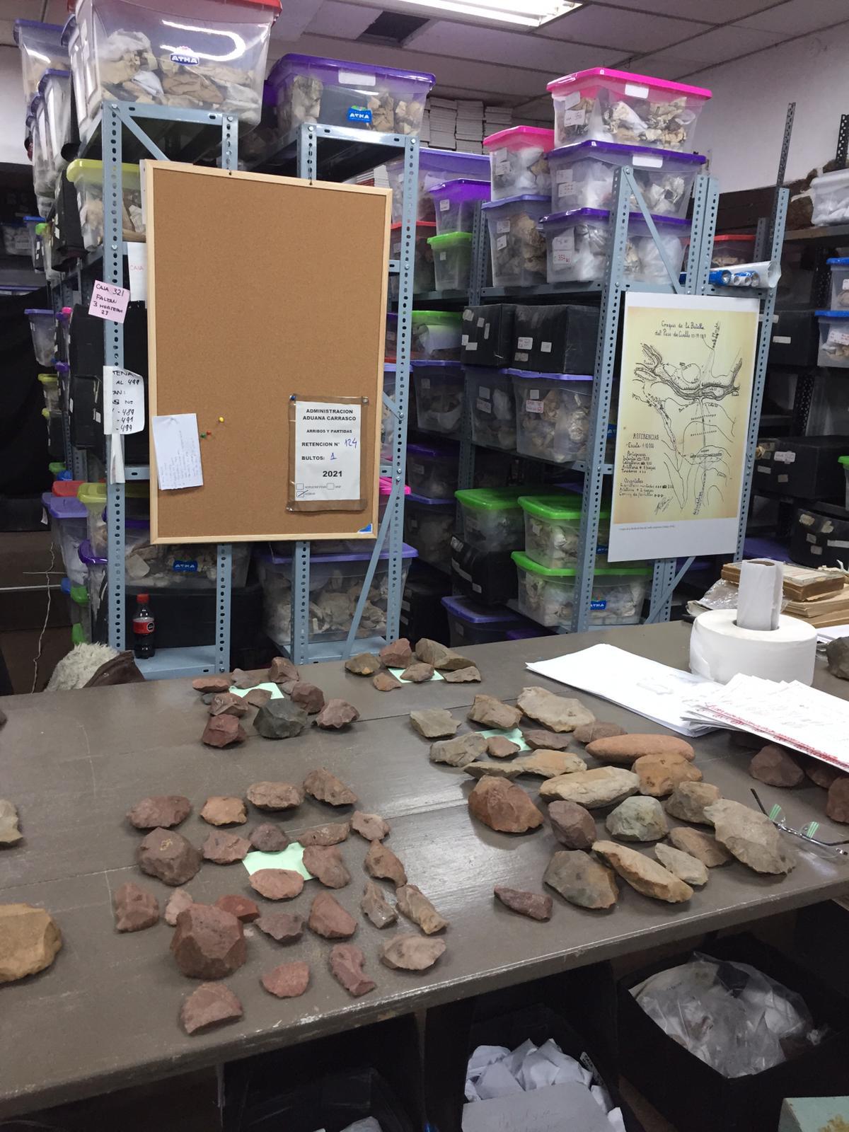El rico patrimonio arqueológico que ofrece el Museo Taddei