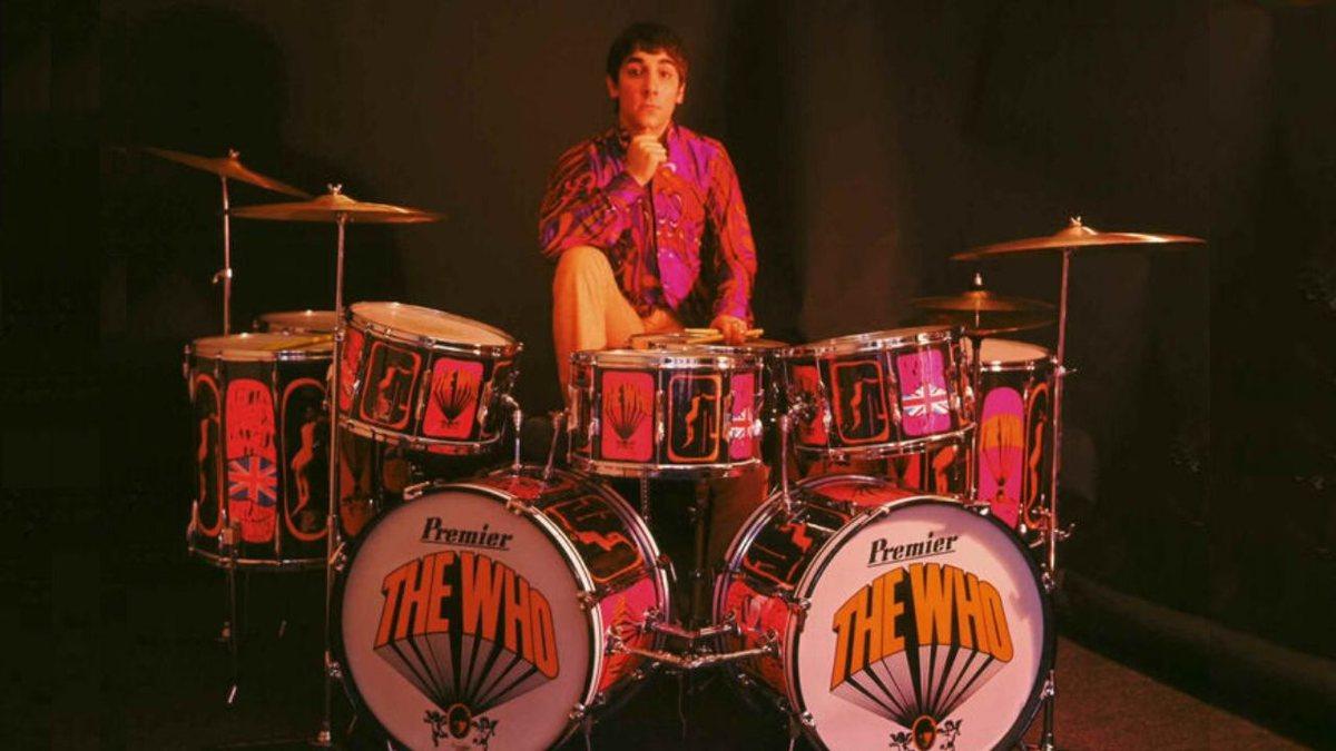 Perfiles: Keith Moon