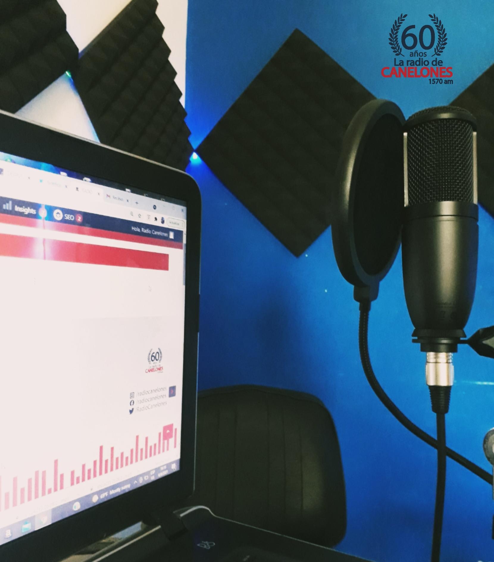 Práctica preprofesional en Radio Canelones