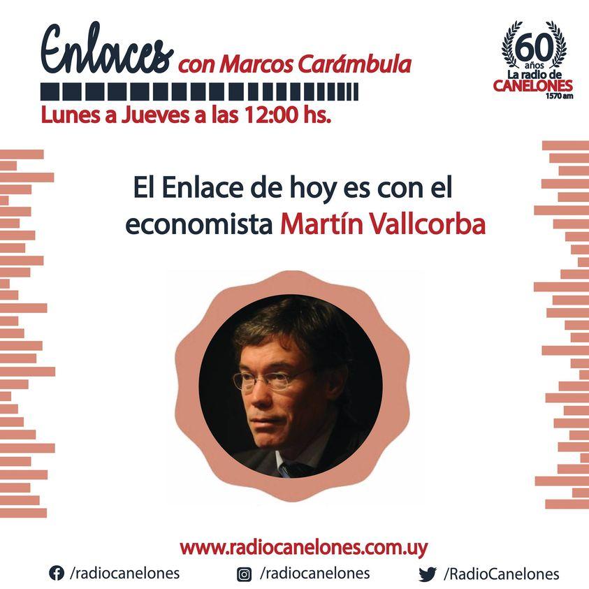 «Enlaces» con Martín Vallcorba