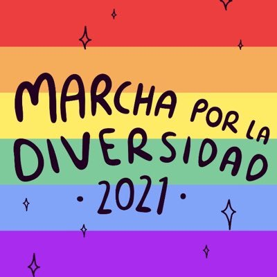 Marcha de la diversidad 2021: «Estado ausente, nuestra lucha presente»