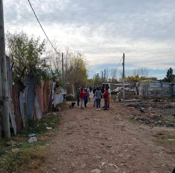 Finalmente el barrio La Esperanza accedió al agua potable