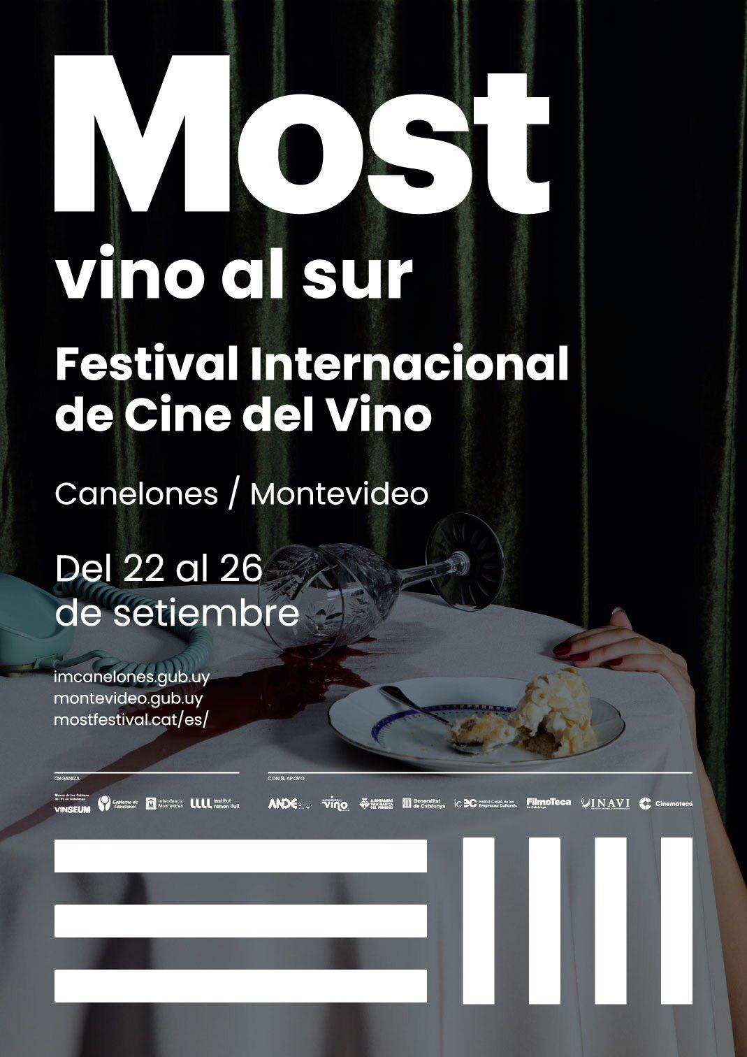 Festival Internacional de Cine del Vino Most en Canelones
