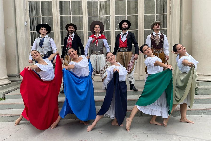 Festival canario junta lo tradicional y lo contemporáneo en una jornada de danza muy singular